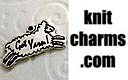 Knitcharms.com...Penny's latest Crafter's Jewelry line!!!