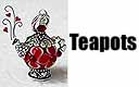 Sterling Silver Findings transform your beads to beautiful Teapots...3 styles to choose from!!!